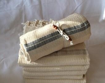 SALE Beautiful bamboo blend towel or throw