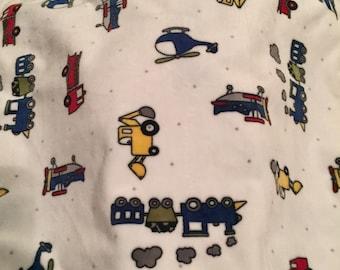 Microfleece Baby Blanket