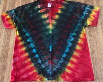 Size Large Ice Dyed T-Shirt