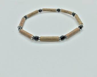 Bracelet Hazel wood