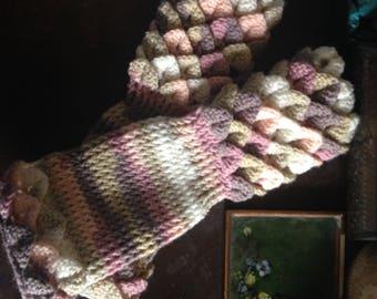 Pastel Dragon-styled Fingerless Gloves