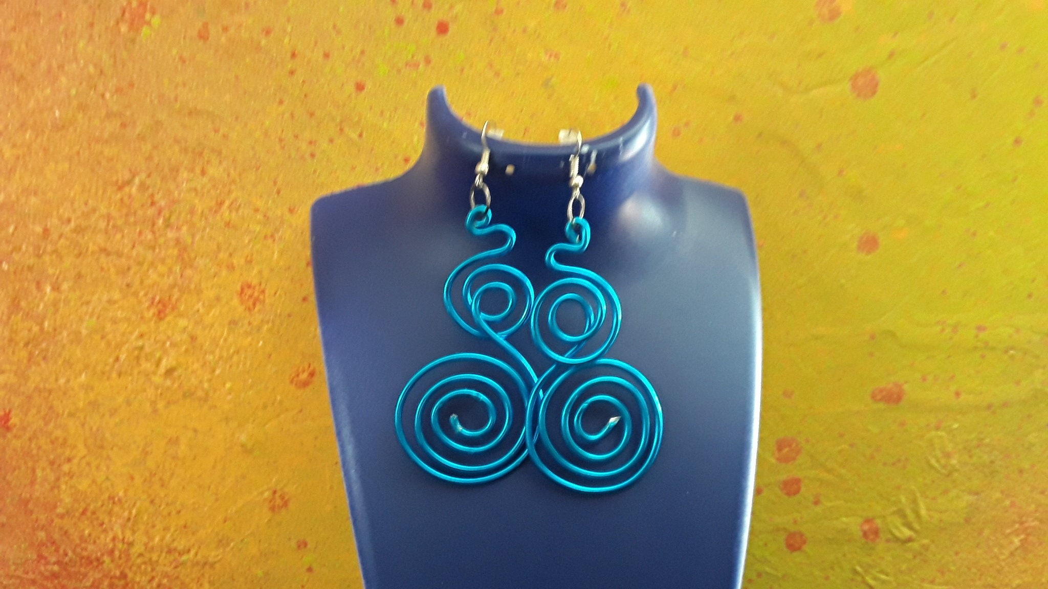 Unique Aluminum Wire Earrings Adornment - Electrical and Wiring ...