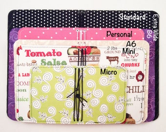 CUSTOM Simpleedori/Extra Wide/Standard/B6/Personal/A6/Mini/Micro/Fabric Midori/ Fabric Travelers Notebook/Fauxdori/Notebook Cover