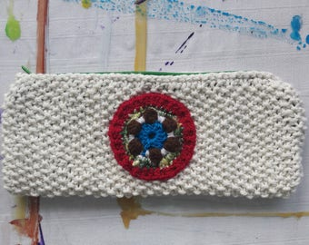 Case - knitted and crocheted