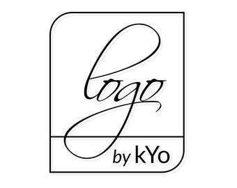 Custom LOGO Design Service, Modern and Clean LOGO Design for Business Shop Product Blog