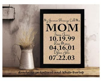 Mom Gifts | Mom From Daughter | Mom From Son | Mom Birthday Gift | Gifts For Mom | Personalized Mom Gifts | Christmas Gift For Mom