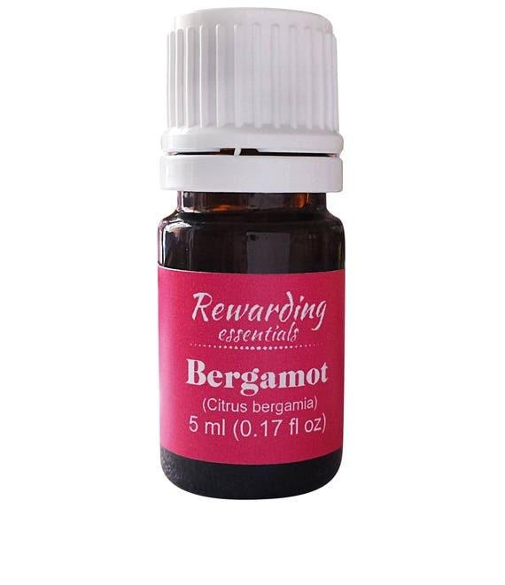 Bergamot Essential Oil 100% Pure Therapeutic Grade by Rewarding Essentials US Seller