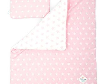 Baby Bedding Set S - Pretty Pink