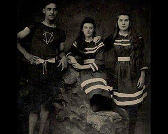 Tintype - Digital Reproduction