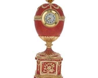 1904 Kelch Chanticleer Faberge Egg