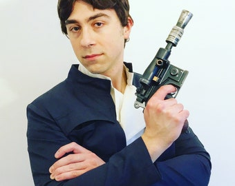 Han Solo ESB Inspired DL-44 Blaster - Made to Order