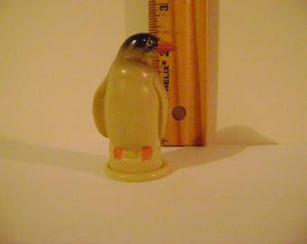 Vintage Celluloid Penguin