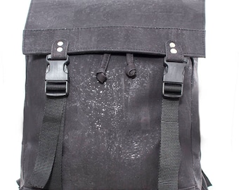 Cork Backpack Corkleather Black