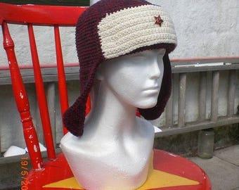 Shapke-Ushanka style head wear