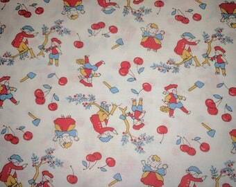 Storybook Cherry Tree fabric by Windham