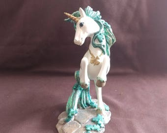 Emerald Isle Unicorn Collection/May the Luck of the Irish be with You
