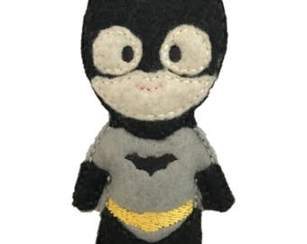 Catnip Toy - Batman