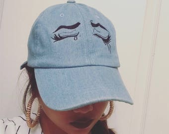Cry Baby Dad Hat