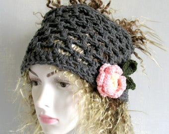 Dreadlock Headband Knitted Headwrap Tube Hat Dreads Accessories Rasta Hand Knit Hat Dreadlock Tube Hat Mens Headwrap Dreadlock Wrap Rasta