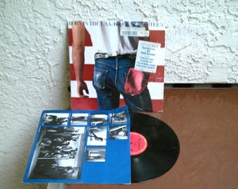 Bruce SPRINGSTEEN Born In The USA LP 1984