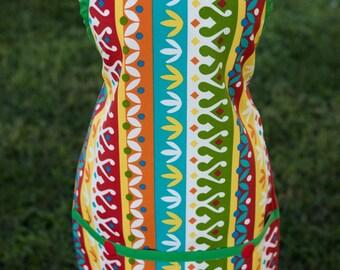 Apron/ Colorful design