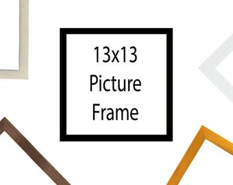 13x13 Picture Frame