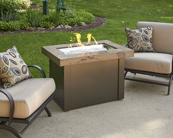 Build Your Own Fire Table (DIY Plans) Fun To Build!