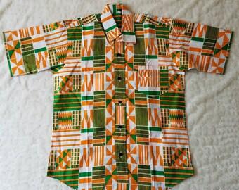Ankara Ethnic Top/ Shirt