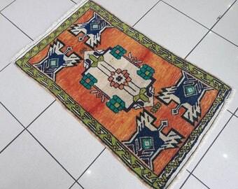 Small Rug,Handmade Rug, Floor Mats, Mat Rug, Door Mat,Floor