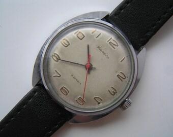 Vintage Russian Watch RAKETA USSR - Serviced