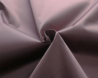 272127-natural Silk Mikado 100%, width 135/140 cm, made in Italy, dry cleaning, weight 190 gr