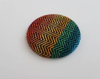 Wrap Scrap Magnet - Girasol - Rainbow - Pride Magnet