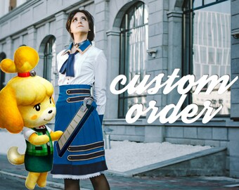 Animal Crossing Isabelle for Valencia Cook 1st payment