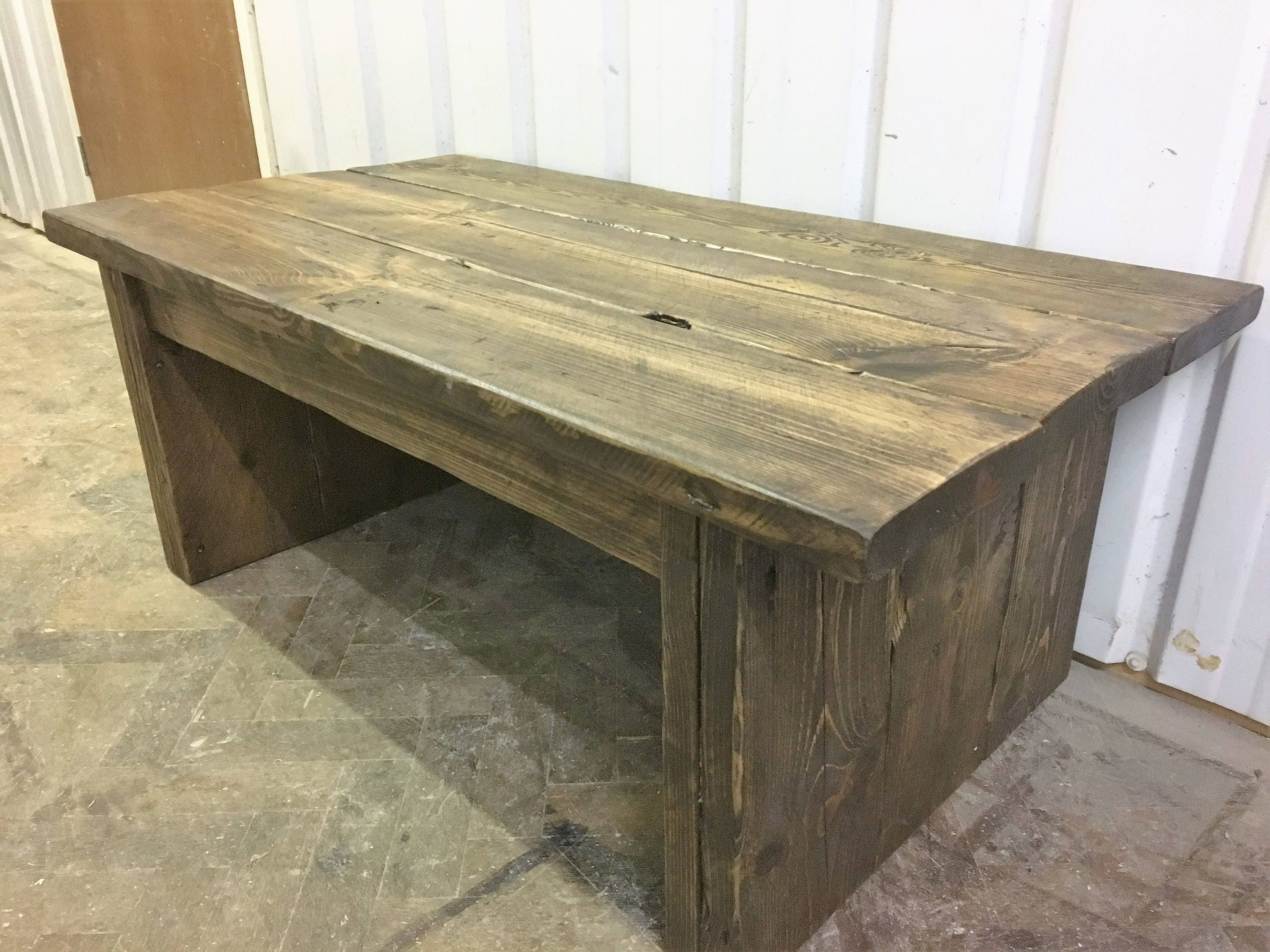 Settle Reclaimed Timber Coffee Table