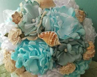 Beachside Wedding Bouquet