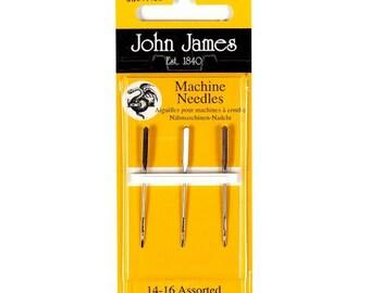 John James Needles - Leather Machine Sewing Needles