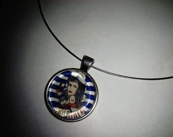 Marine pendant