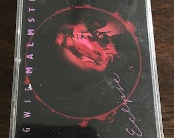 Yngwie Malmsteen Eclipse Cassette