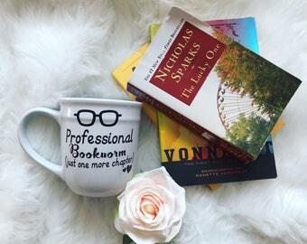 Professional Bookworm Mug