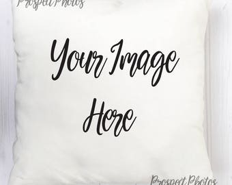 Pillow Styled Stock Photography  Pillow Mockup   Instagram photos   Product mockup
