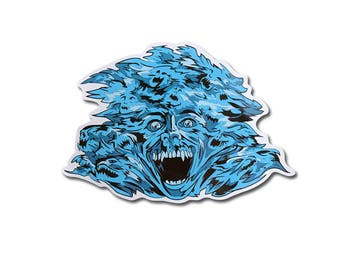 Fright Night Sticker