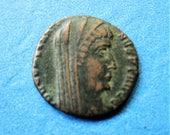 Roman Empire, Constantine I (the Great), Posthumous Comemmorative, Bronze AE 4