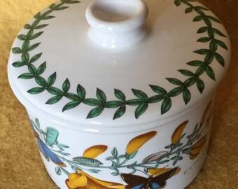 Portmeirion Botanic Garden Lidded Pot - Broom