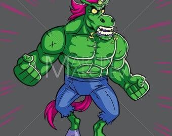 Unicorn Rage