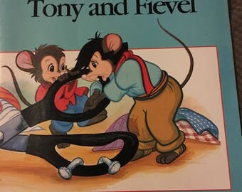 Tony and fievel an American tail, McDonald's