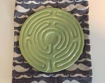 Meditative Finger Labyrinth