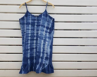 Shibori Mini dress.