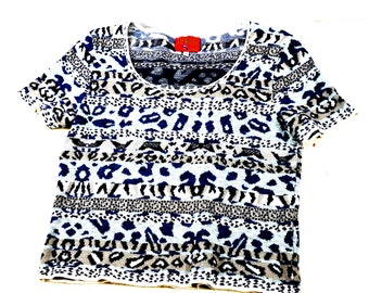 1980 KENZO jungle t-shirt