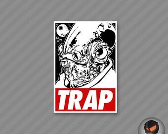 TRAP (Sticker)