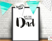 Father's day garland/...